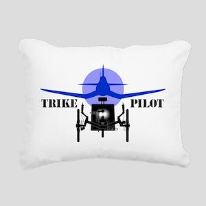 TrikePilot Rectangular Canvas Pillow