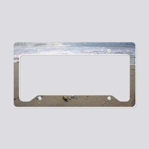 Hope by Beachwrite License Plate Holder