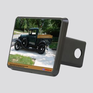 1-1 Rectangular Hitch Cover