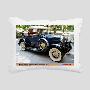 1-4 Rectangular Canvas Pillow