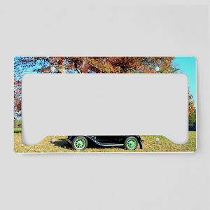 1-11 License Plate Holder