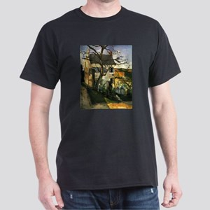 House and tree - Paul Cezanne - c1873 T-Shirt