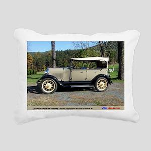 1-5 Rectangular Canvas Pillow