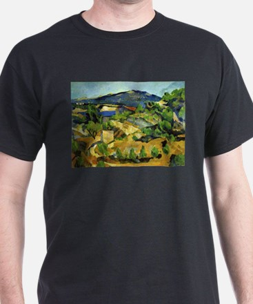 Hills in the French Provence - Paul Cezanne - c187