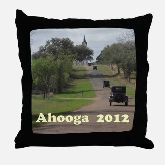 COVER_2 Throw Pillow