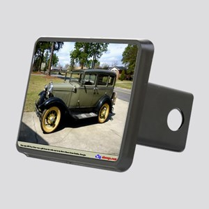 2-10 Rectangular Hitch Cover