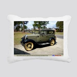2-10 Rectangular Canvas Pillow
