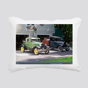 2-2 Rectangular Canvas Pillow