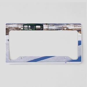 3-1 License Plate Holder