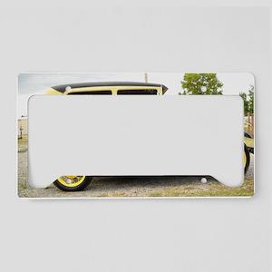 3-11 License Plate Holder
