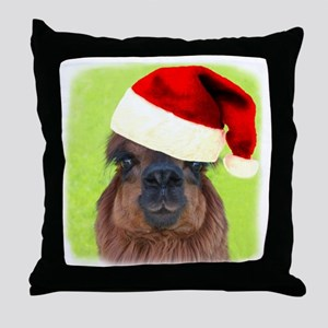 Jamma-Christmas Throw Pillow
