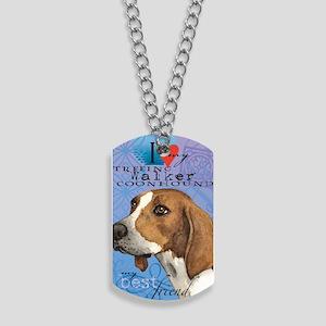 TreeWalker-key1 Dog Tags