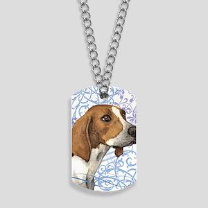 TreeWalker-key2 back Dog Tags