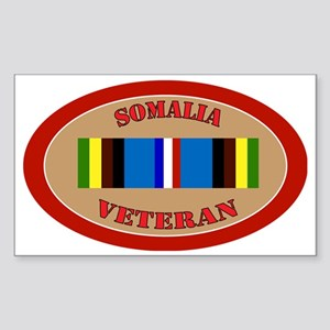 somalia-Expeditionary-oval Sticker (Rectangle)