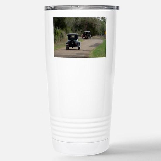 4-6 Stainless Steel Travel Mug