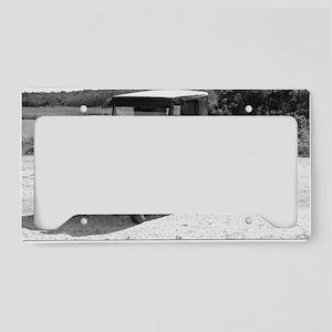 5-9 License Plate Holder