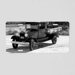 5-9 Aluminum License Plate