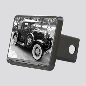 5-8 Rectangular Hitch Cover