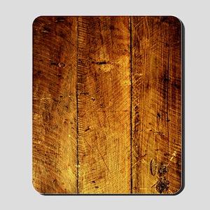 K/N Wood Mousepad