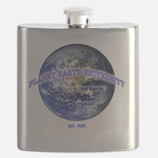 planet earth u Flask