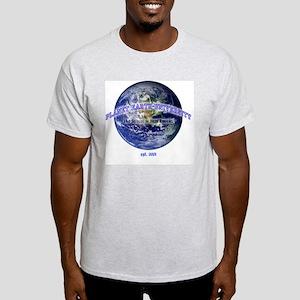 planet earth u Light T-Shirt