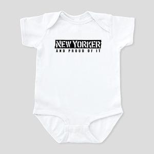 New Yorker 1 Infant Bodysuit