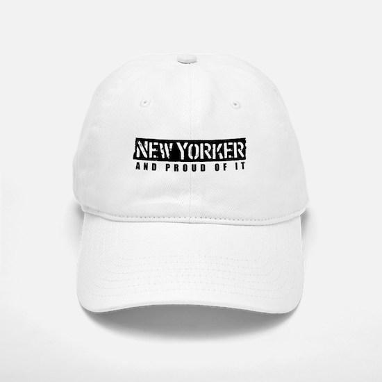 New Yorker 1 Baseball Baseball Cap