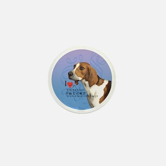 TreeWalker-charm1 Mini Button