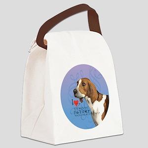 TreeWalker-charm1 Canvas Lunch Bag