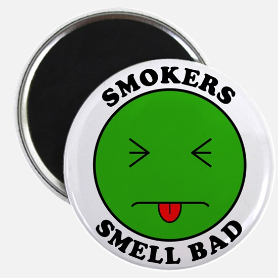 Smokers Smell Bad Magnet