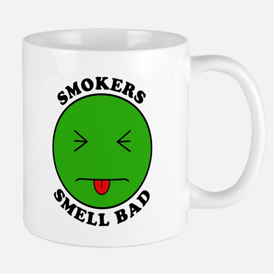 Smokers Smell Bad Mug