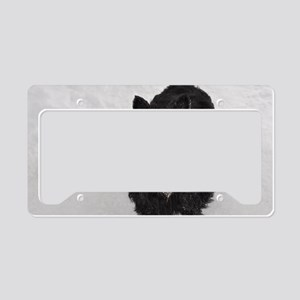 snowpiper License Plate Holder