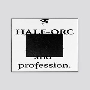 halforc Picture Frame