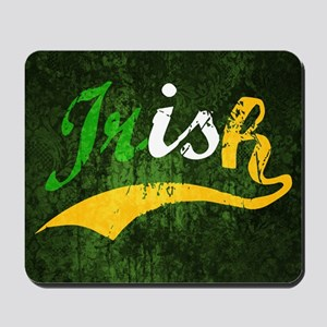 Irish-poster Mousepad