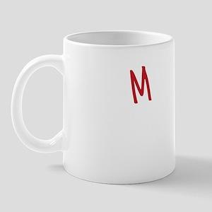 xmasrum_white Mug