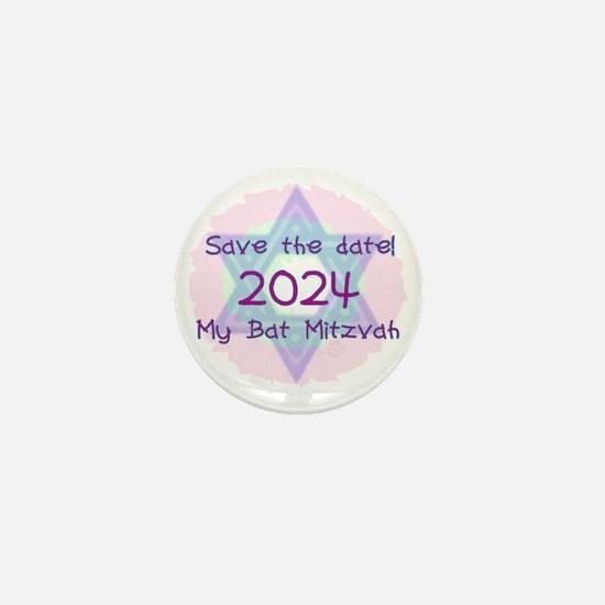 save_the_date_2024 Mini Button
