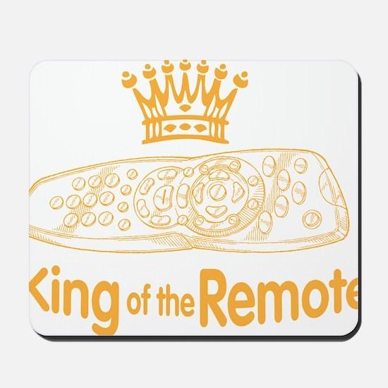 remote king Mousepad
