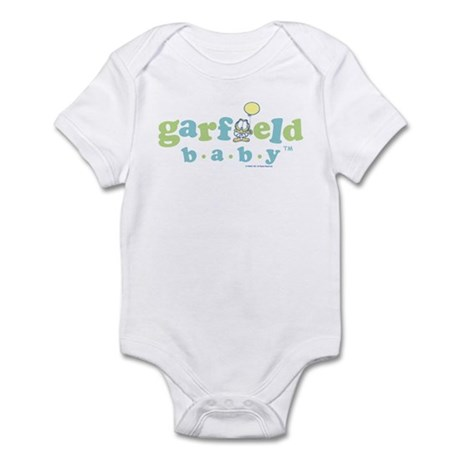 Garfield Baby Logo Infant Bodysuit