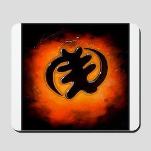 GH symbol Mousepad