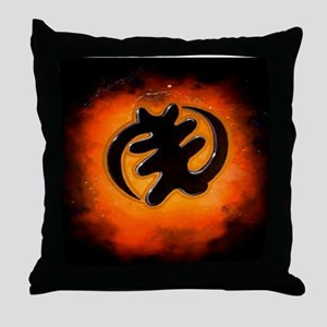 GH symbol Throw Pillow