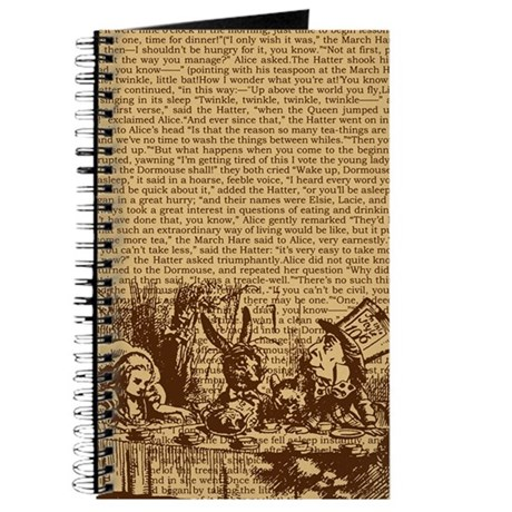 alice-vintage-border_brown_9-86x18v Journal