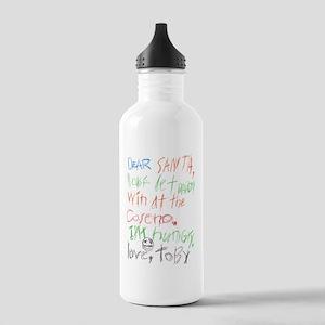 Dear Santa 2 Stainless Water Bottle 1.0L