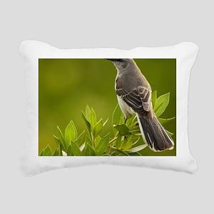 mockingbird_cafe Rectangular Canvas Pillow