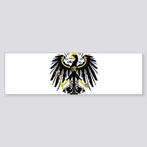 Prussian Eagle - Flagge Preuße Bumper Sticker