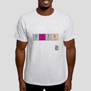 H Ar P Er  Color +Logo Light T-Shirt