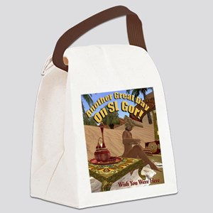great-day-slgor-cafepress Canvas Lunch Bag
