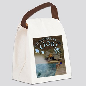 rather-b-n-gor-cafepress Canvas Lunch Bag