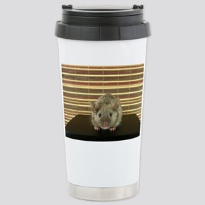 Mousey Stainless Steel Travel Mug