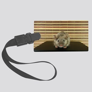 Mousey Large Luggage Tag