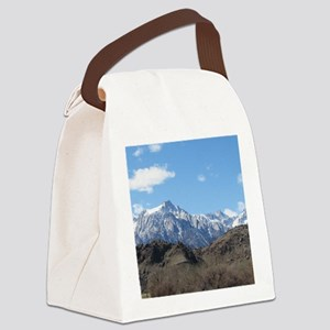 whitney Canvas Lunch Bag
